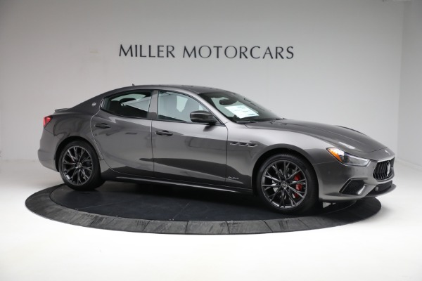 New 2021 Maserati Ghibli S Q4 GranSport for sale $100,635 at Rolls-Royce Motor Cars Greenwich in Greenwich CT 06830 11