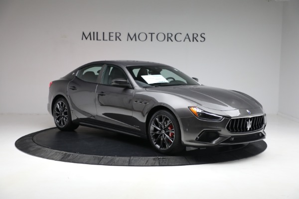 New 2021 Maserati Ghibli S Q4 GranSport for sale $100,635 at Rolls-Royce Motor Cars Greenwich in Greenwich CT 06830 12