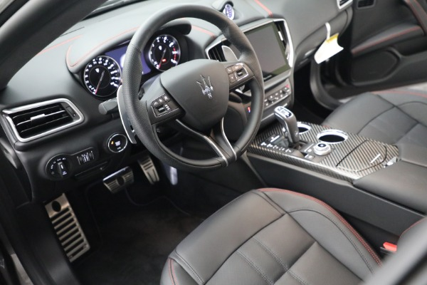 New 2021 Maserati Ghibli S Q4 GranSport for sale $100,635 at Rolls-Royce Motor Cars Greenwich in Greenwich CT 06830 14