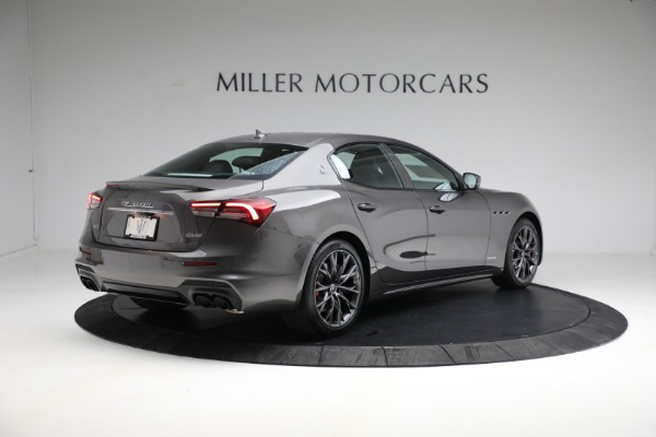 New 2021 Maserati Ghibli S Q4 GranSport for sale $100,635 at Rolls-Royce Motor Cars Greenwich in Greenwich CT 06830 9