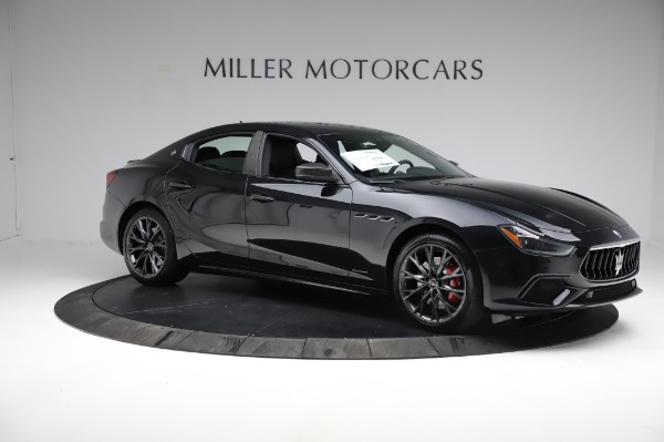 New 2021 Maserati Ghibli S Q4 GranSport for sale $100,635 at Rolls-Royce Motor Cars Greenwich in Greenwich CT 06830 10