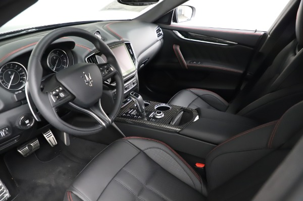 New 2021 Maserati Ghibli S Q4 GranSport for sale $100,635 at Rolls-Royce Motor Cars Greenwich in Greenwich CT 06830 13