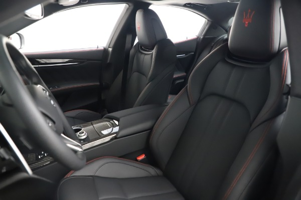 New 2021 Maserati Ghibli S Q4 GranSport for sale $100,635 at Rolls-Royce Motor Cars Greenwich in Greenwich CT 06830 15