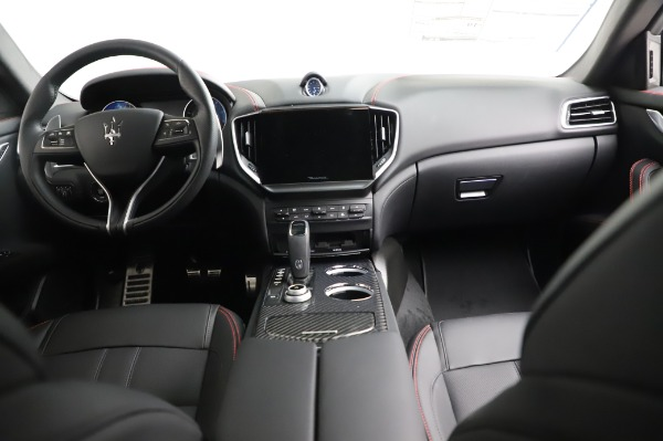 New 2021 Maserati Ghibli S Q4 GranSport for sale $100,635 at Rolls-Royce Motor Cars Greenwich in Greenwich CT 06830 16