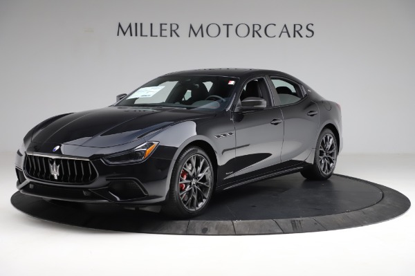 New 2021 Maserati Ghibli S Q4 GranSport for sale $100,635 at Rolls-Royce Motor Cars Greenwich in Greenwich CT 06830 2