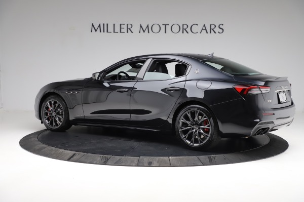 New 2021 Maserati Ghibli S Q4 GranSport for sale $100,635 at Rolls-Royce Motor Cars Greenwich in Greenwich CT 06830 4