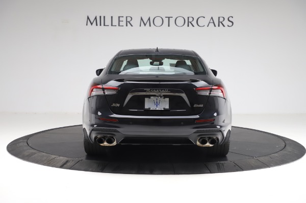 New 2021 Maserati Ghibli S Q4 GranSport for sale $100,635 at Rolls-Royce Motor Cars Greenwich in Greenwich CT 06830 6