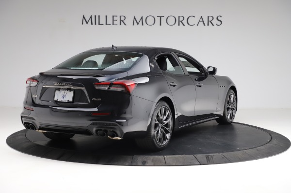 New 2021 Maserati Ghibli S Q4 GranSport for sale $100,635 at Rolls-Royce Motor Cars Greenwich in Greenwich CT 06830 7