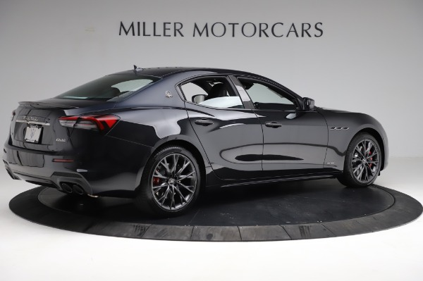 New 2021 Maserati Ghibli S Q4 GranSport for sale $100,635 at Rolls-Royce Motor Cars Greenwich in Greenwich CT 06830 8