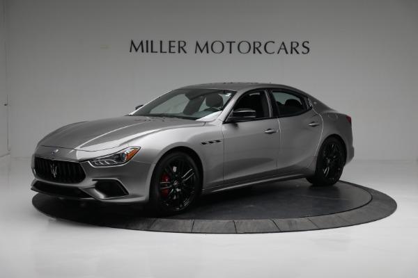 New 2021 Maserati Ghibli S Q4 for sale $90,075 at Rolls-Royce Motor Cars Greenwich in Greenwich CT 06830 2