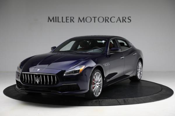 New 2021 Maserati Quattroporte S Q4 GranLusso for sale $125,149 at Rolls-Royce Motor Cars Greenwich in Greenwich CT 06830 2