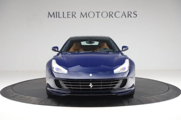 Used 2018 Ferrari GTC4Lusso for sale Sold at Rolls-Royce Motor Cars Greenwich in Greenwich CT 06830 12