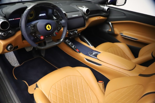 Used 2018 Ferrari GTC4Lusso for sale Sold at Rolls-Royce Motor Cars Greenwich in Greenwich CT 06830 13