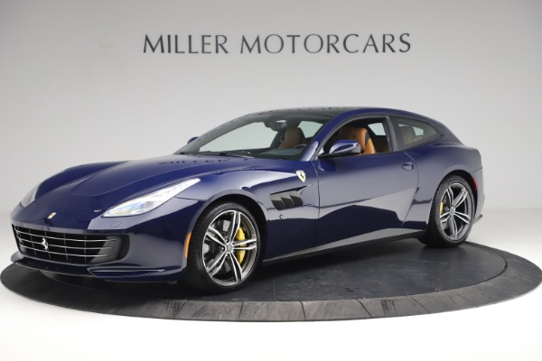 Used 2018 Ferrari GTC4Lusso for sale Sold at Rolls-Royce Motor Cars Greenwich in Greenwich CT 06830 2