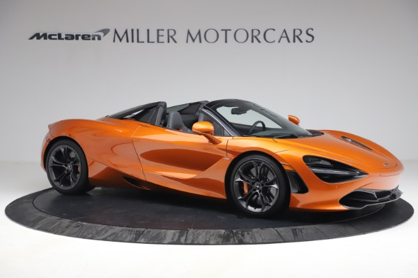 Used 2020 McLaren 720S Spider for sale $335,900 at Rolls-Royce Motor Cars Greenwich in Greenwich CT 06830 10