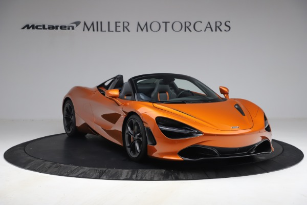 Used 2020 McLaren 720S Spider for sale $335,900 at Rolls-Royce Motor Cars Greenwich in Greenwich CT 06830 11