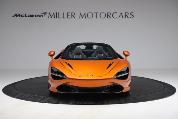 Used 2020 McLaren 720S Spider for sale $335,900 at Rolls-Royce Motor Cars Greenwich in Greenwich CT 06830 12