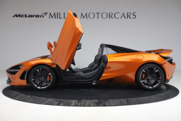 Used 2020 McLaren 720S Spider for sale $335,900 at Rolls-Royce Motor Cars Greenwich in Greenwich CT 06830 15