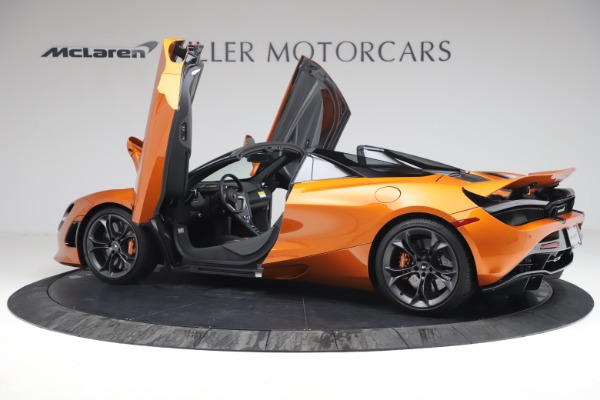 Used 2020 McLaren 720S Spider for sale $335,900 at Rolls-Royce Motor Cars Greenwich in Greenwich CT 06830 16