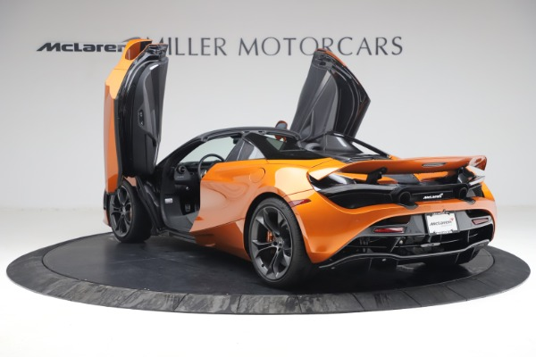 Used 2020 McLaren 720S Spider for sale $335,900 at Rolls-Royce Motor Cars Greenwich in Greenwich CT 06830 17