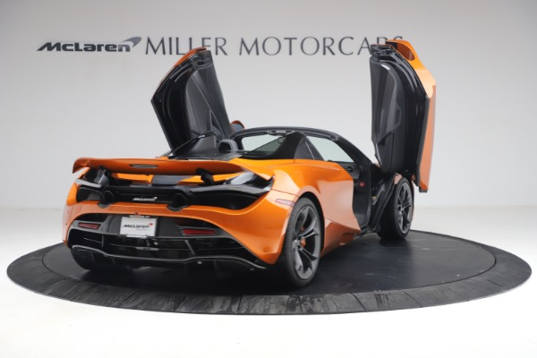 Used 2020 McLaren 720S Spider for sale $335,900 at Rolls-Royce Motor Cars Greenwich in Greenwich CT 06830 19