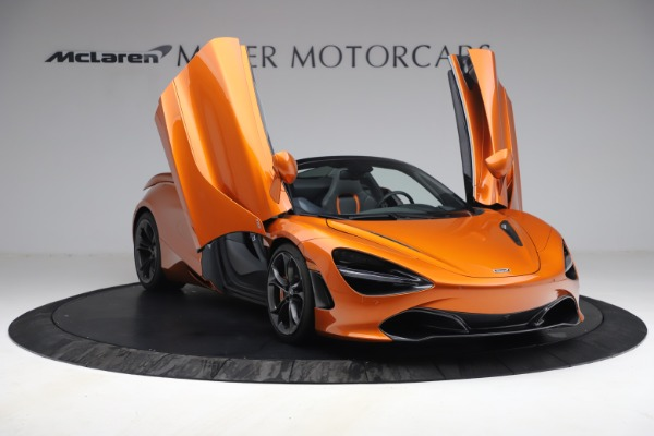 Used 2020 McLaren 720S Spider for sale $335,900 at Rolls-Royce Motor Cars Greenwich in Greenwich CT 06830 23