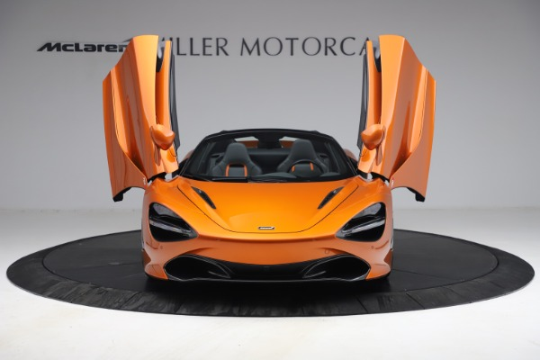Used 2020 McLaren 720S Spider for sale $335,900 at Rolls-Royce Motor Cars Greenwich in Greenwich CT 06830 24