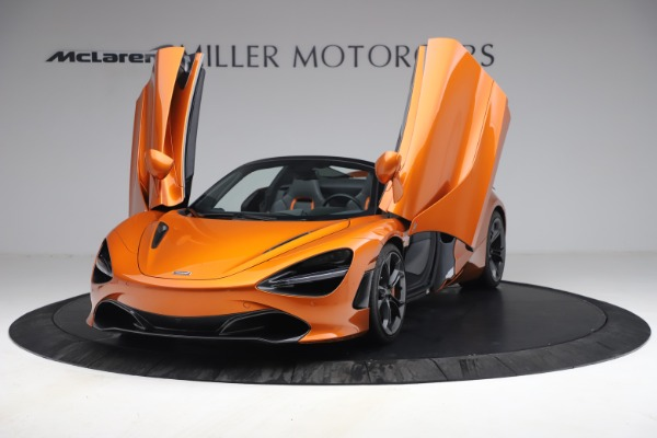 Used 2020 McLaren 720S Spider for sale $335,900 at Rolls-Royce Motor Cars Greenwich in Greenwich CT 06830 25