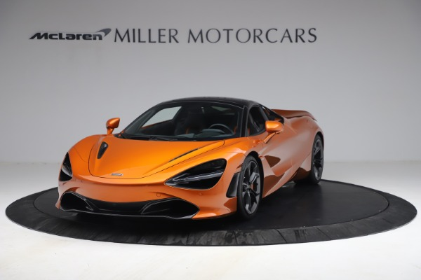 Used 2020 McLaren 720S Spider for sale $335,900 at Rolls-Royce Motor Cars Greenwich in Greenwich CT 06830 26