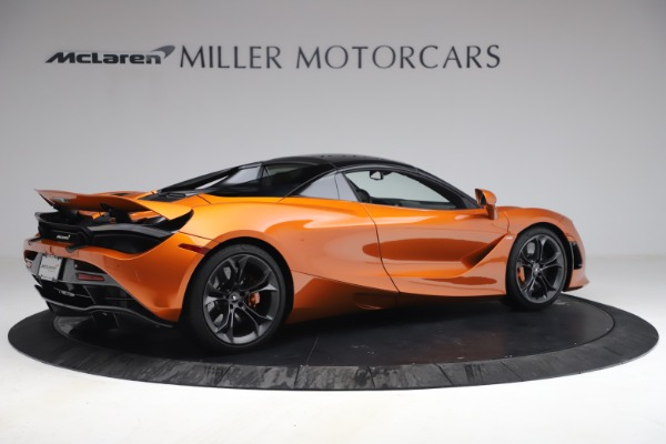 Used 2020 McLaren 720S Spider for sale $335,900 at Rolls-Royce Motor Cars Greenwich in Greenwich CT 06830 27