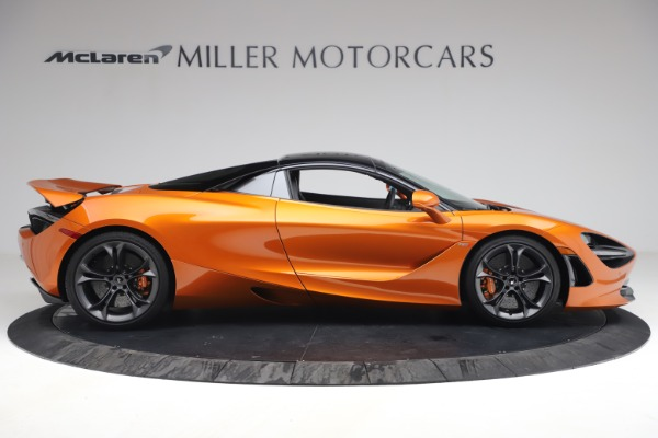 Used 2020 McLaren 720S Spider for sale $335,900 at Rolls-Royce Motor Cars Greenwich in Greenwich CT 06830 28