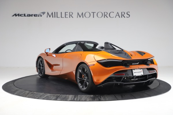 Used 2020 McLaren 720S Spider for sale $335,900 at Rolls-Royce Motor Cars Greenwich in Greenwich CT 06830 5