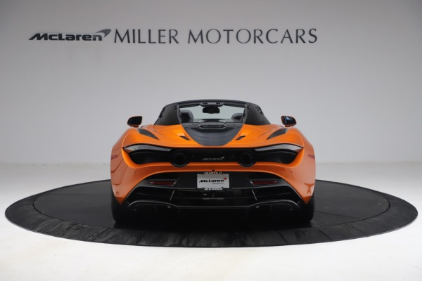 Used 2020 McLaren 720S Spider for sale $335,900 at Rolls-Royce Motor Cars Greenwich in Greenwich CT 06830 6