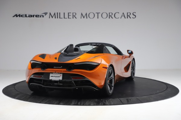 Used 2020 McLaren 720S Spider for sale $335,900 at Rolls-Royce Motor Cars Greenwich in Greenwich CT 06830 7