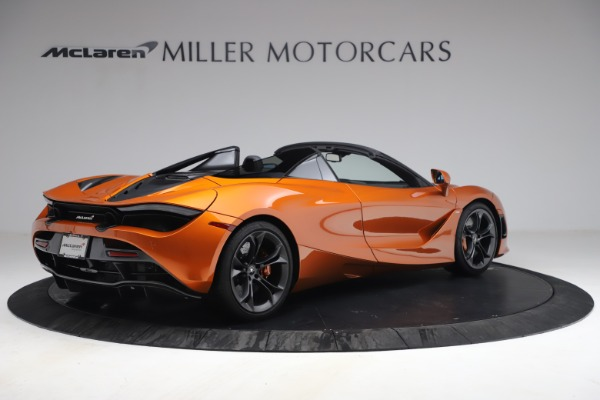 Used 2020 McLaren 720S Spider for sale $335,900 at Rolls-Royce Motor Cars Greenwich in Greenwich CT 06830 8