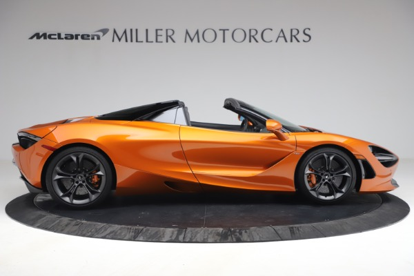 Used 2020 McLaren 720S Spider for sale $335,900 at Rolls-Royce Motor Cars Greenwich in Greenwich CT 06830 9