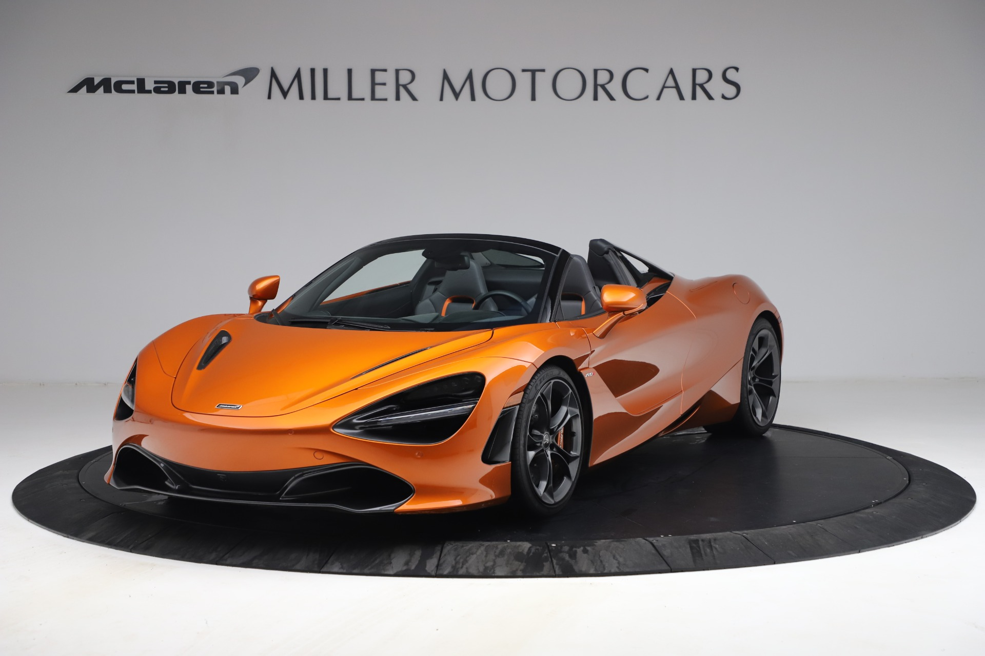 Used 2020 McLaren 720S Spider for sale $335,900 at Rolls-Royce Motor Cars Greenwich in Greenwich CT 06830 1