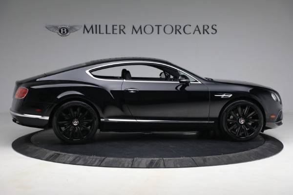 New 2017 Bentley Continental GT V8 for sale Sold at Rolls-Royce Motor Cars Greenwich in Greenwich CT 06830 9