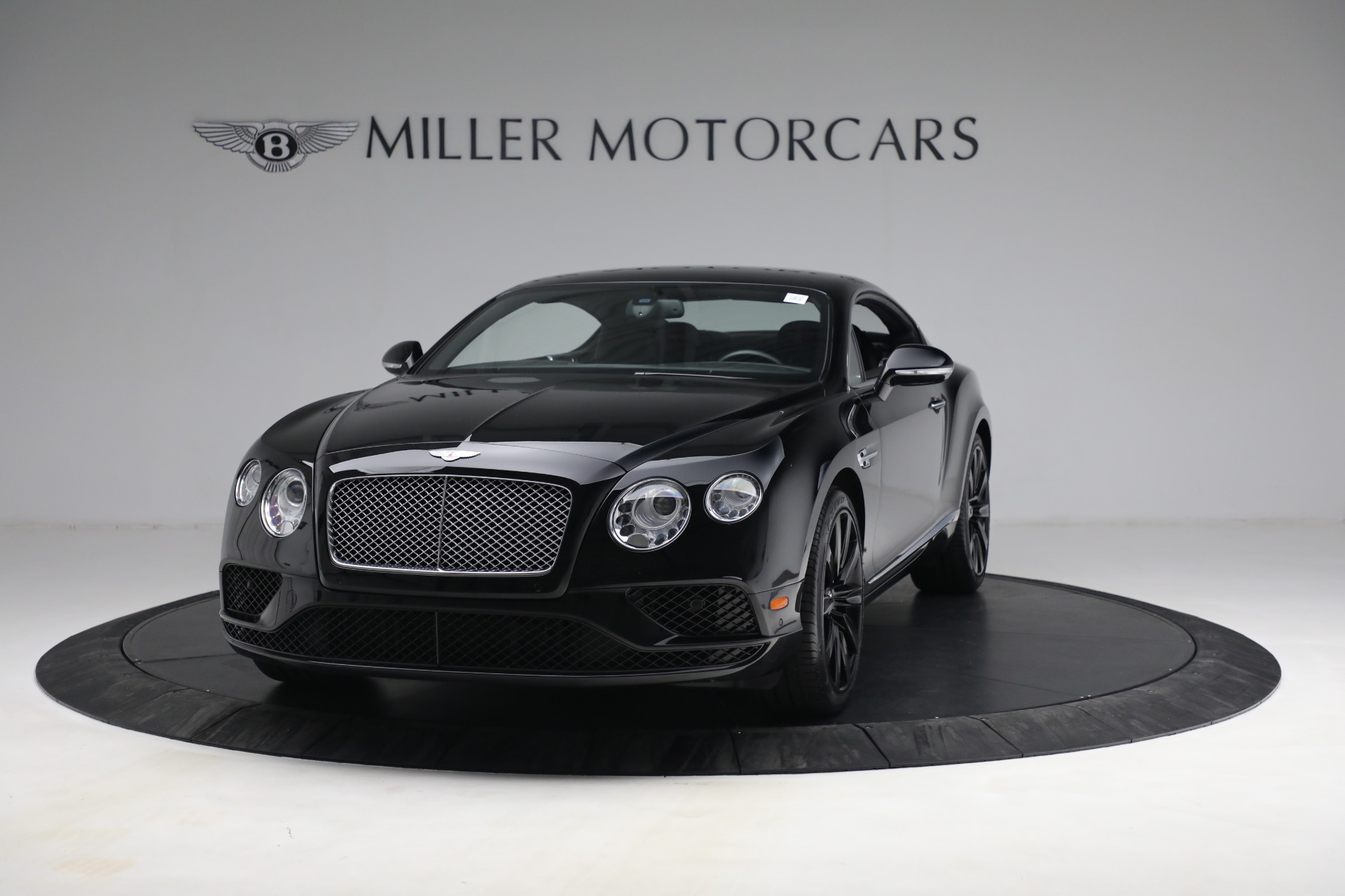 Used 2017 Bentley Continental GT V8 for sale $149,900 at Rolls-Royce Motor Cars Greenwich in Greenwich CT 06830 1