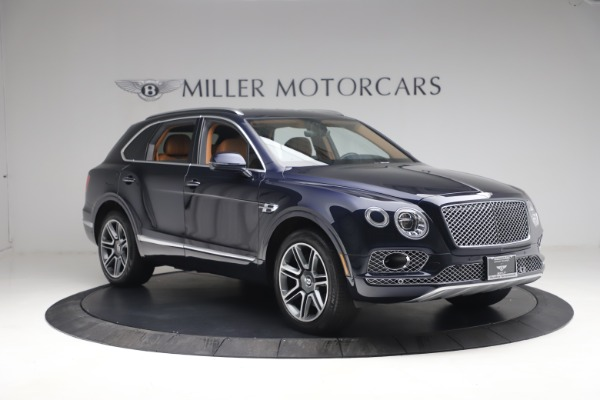 Used 2018 Bentley Bentayga W12 Signature for sale $149,900 at Rolls-Royce Motor Cars Greenwich in Greenwich CT 06830 11