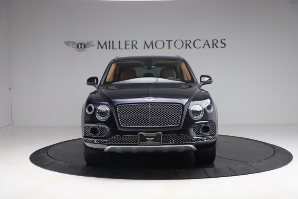 Used 2018 Bentley Bentayga W12 Signature for sale $149,900 at Rolls-Royce Motor Cars Greenwich in Greenwich CT 06830 12