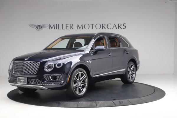 Used 2018 Bentley Bentayga W12 Signature for sale $149,900 at Rolls-Royce Motor Cars Greenwich in Greenwich CT 06830 2