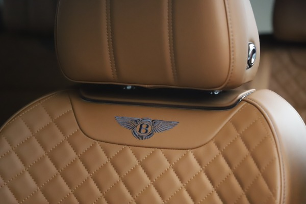 Used 2018 Bentley Bentayga W12 Signature for sale $149,900 at Rolls-Royce Motor Cars Greenwich in Greenwich CT 06830 20