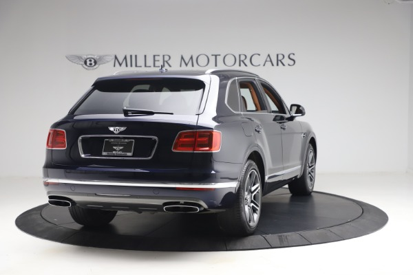 Used 2018 Bentley Bentayga W12 Signature for sale $149,900 at Rolls-Royce Motor Cars Greenwich in Greenwich CT 06830 7