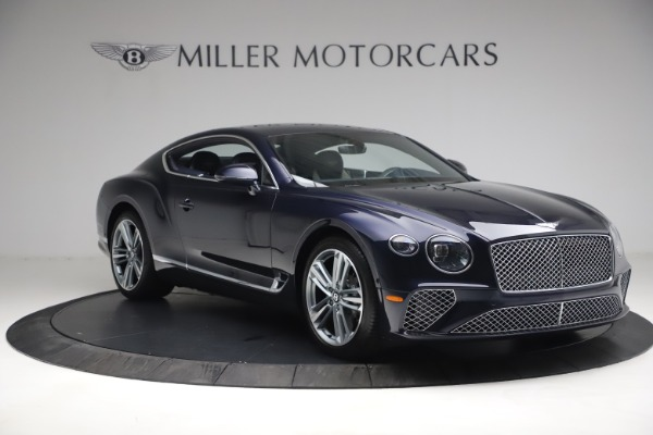 Used 2021 Bentley Continental GT V8 for sale Sold at Rolls-Royce Motor Cars Greenwich in Greenwich CT 06830 10