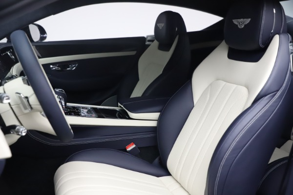 Used 2021 Bentley Continental GT V8 for sale Sold at Rolls-Royce Motor Cars Greenwich in Greenwich CT 06830 18