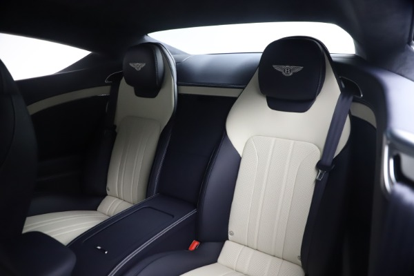 Used 2021 Bentley Continental GT V8 for sale Sold at Rolls-Royce Motor Cars Greenwich in Greenwich CT 06830 19