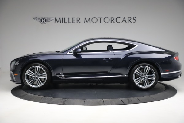 Used 2021 Bentley Continental GT V8 for sale Sold at Rolls-Royce Motor Cars Greenwich in Greenwich CT 06830 2