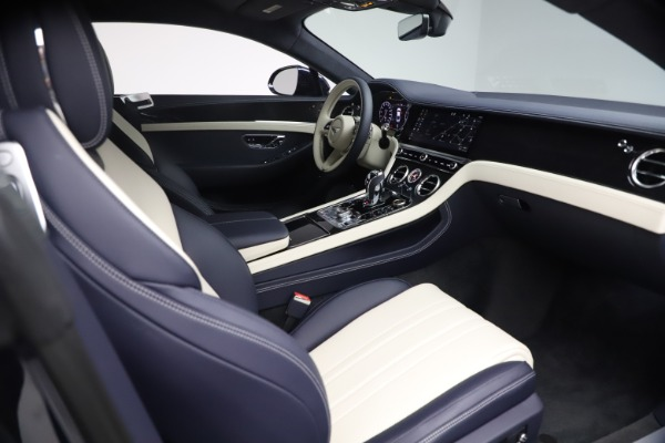 Used 2021 Bentley Continental GT V8 for sale Sold at Rolls-Royce Motor Cars Greenwich in Greenwich CT 06830 22