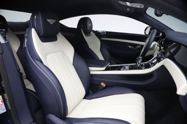 Used 2021 Bentley Continental GT V8 for sale Sold at Rolls-Royce Motor Cars Greenwich in Greenwich CT 06830 24